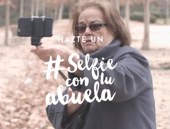 SelfieConTuAbuela